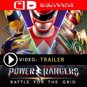 Power Rangers Battle for the Grid Nintendo Switch Prices Digital or Box Edition