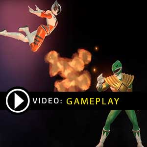 Power Rangers Battle for the Grid Gameplay Video