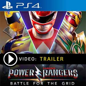 Power Rangers Battle for the Grid PS4 Prices Digital or Box Edition