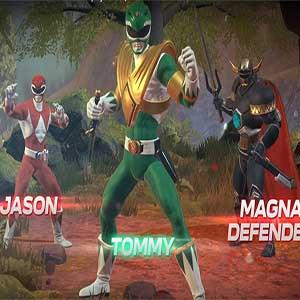 Jason, Tommy & Magna