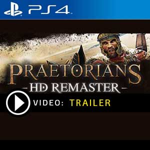 Praetorians HD Remaster PS4 Prices Digital or Box Edition