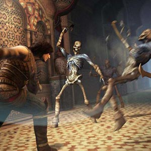 Prince of Persia The Forgotten Sands Battle