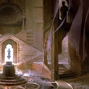 Prince of Persia The Forgotten Sands Temple