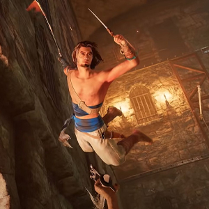 Prince of Persia The Sands of Time Remake Prince