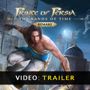 Prince of Persia The Sands of Time Remake Trailer Video