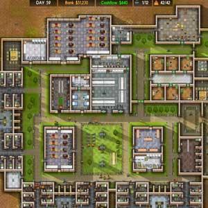 Prison Architect Dashboard