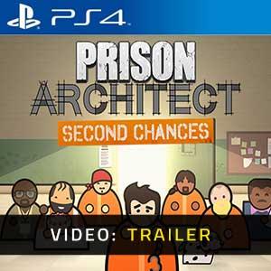 Prison Architect Second Chances PS4 Video Trailer