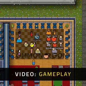 Prison Architect Second Chances Gameplay Video