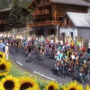 Pro Cycling Manager 2015 Cyclers from the starting point