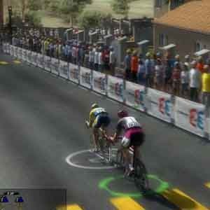 Pro Cycling Manager 2014 Game Interface