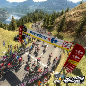 Pro Cycling Manager 2017real life game scenario