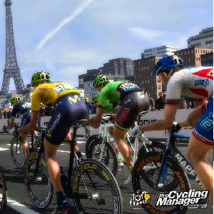 Pro Cycling Manager 2017 high definition graphics