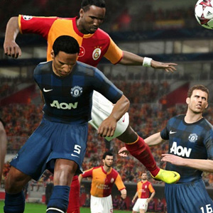 Pro Evolution Soccer 2015 Xbox One Goalkeeper Screenshot