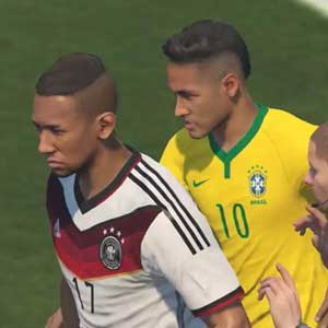 Pro Evolution Soccer 2016 PS4 - Players