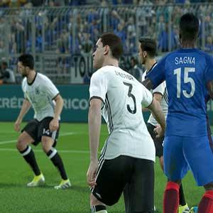 Corner Kick Control Soccer