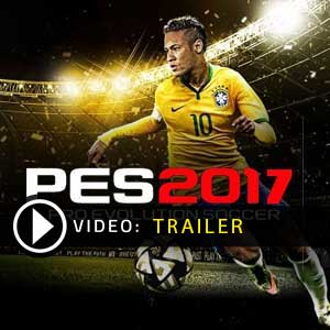 Buy Pro Evolution Soccer 2017 CD Key Compare Prices