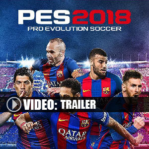 Buy Pro Evolution Soccer 2018 CD Key Compare Prices