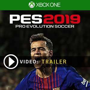 Pro Evolution Soccer 2019 Xbox One Prices Digital or Box Edicion