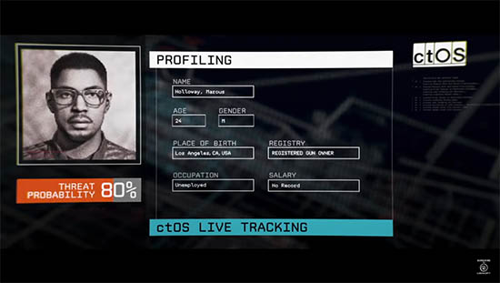 Watch Dogs 2 Profiling