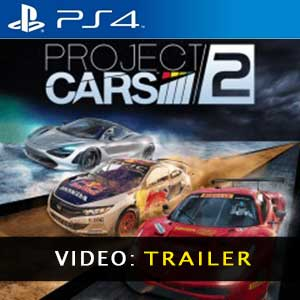 Project CARS 2 PS4 Prices Digital or Box Edition