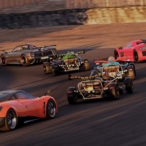Project Cars Race Track