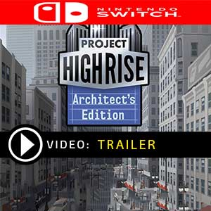 Project Highrise Architects Edition Nintendo Switch Prices Digital or Box Edition