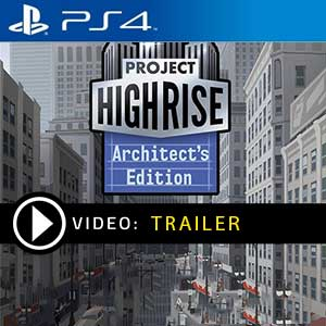 Project Highrise Architects Edition PS4 Prices Digital or Box Edition