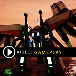 Project Nimbus Code Mirai Gameplay Video