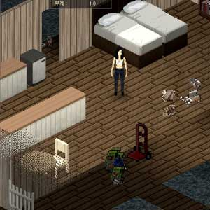 Project Zomboid Character