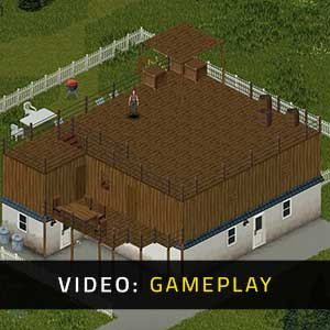Project Zomboid Gameplay Video