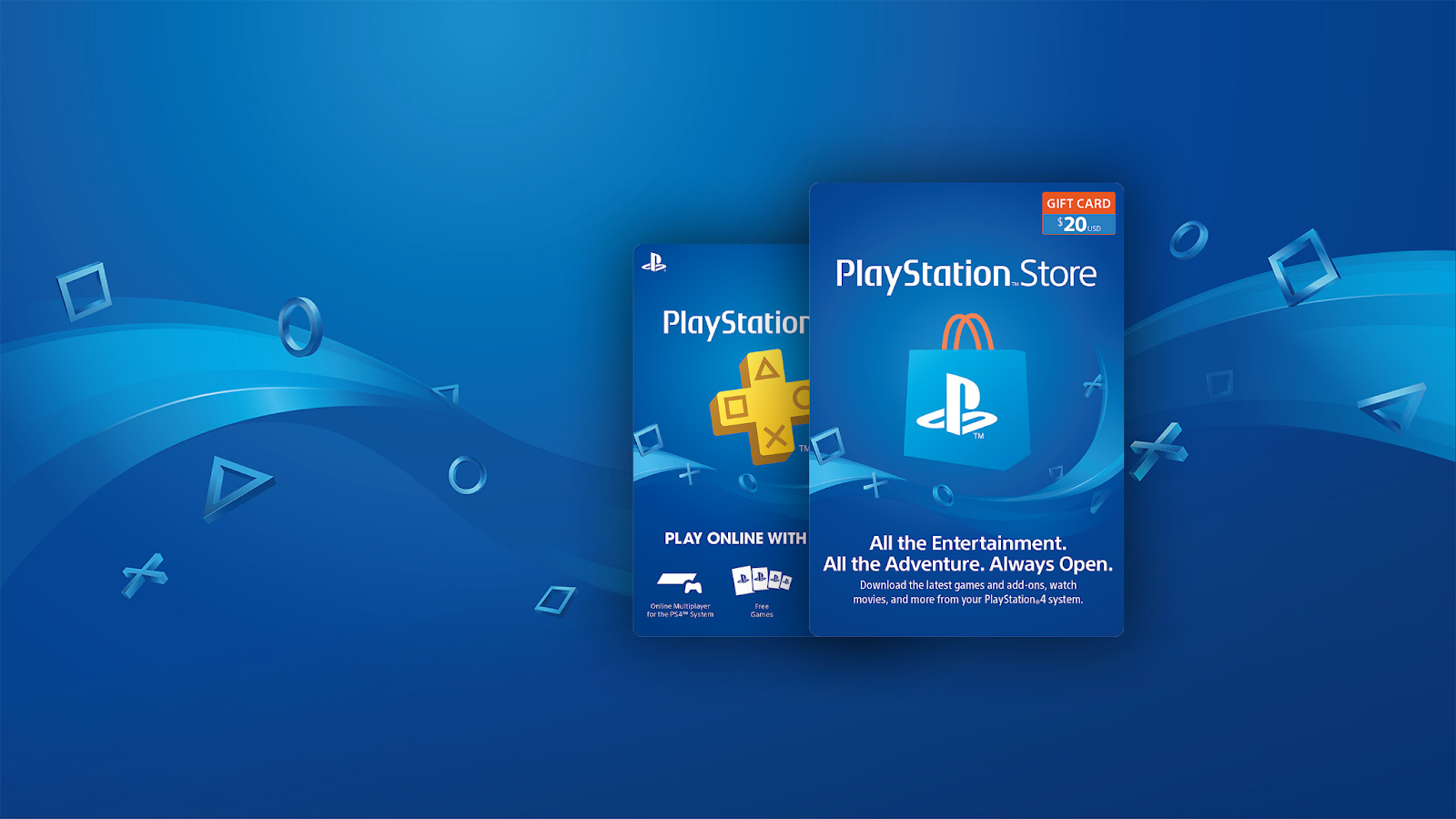 BEST PRICE FOR PLAYSTATION STORE GIFT CARDS
