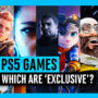 Discover the list of the exclusive games for PlayStation 5