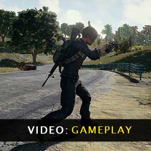 PUBG Pipe Wrench Gameplay Video