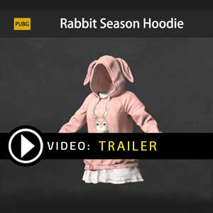 Buy PUBG Rabbit Season Hoodie CD Key Compare Prices
