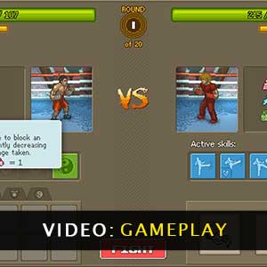 Punch Club Gameplay Video