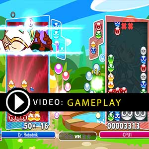 Puyo Puyo PS4 Champions Gameplay Video
