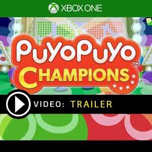 Puyo Puyo Champions Xbox One Prices Digital Or Box Edition
