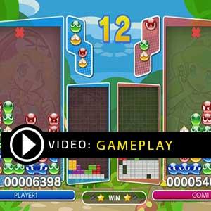 Puyo Puyo Tetris S Nintendo Switch Gameplay Video