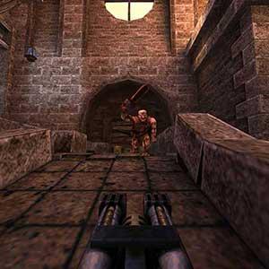 Quake - Enemy Encounter
