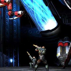 Quake 4 - Boss Fight
