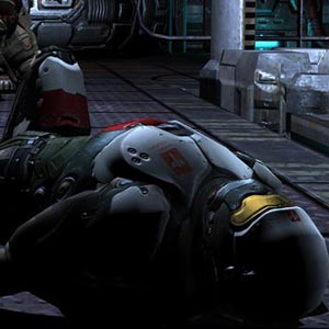 Quake 4 - Characters