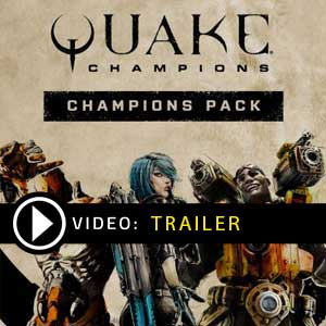 Buy Quake Champions Champions Pack CD Key Compare Pricess