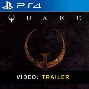 Quake PS4 Video Trailer