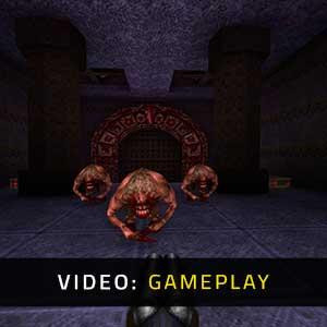 Quake Gameplay Video