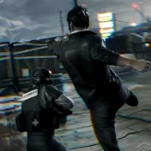 Quantum Break Fight