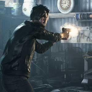 Quantum Break Xbox One Weapon