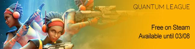 Quantum League free on Steam