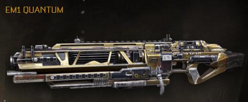 CoD Advanced Warfare quantum
