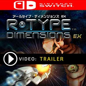 R-Type Dimensions EX Nintendo Switch Prices Digital or Box Edition