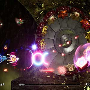R-Type Final 2 Attack
